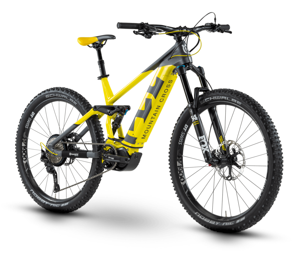 Husqvarna Moutain Cross - E-Bikes bei Metzler Wheels